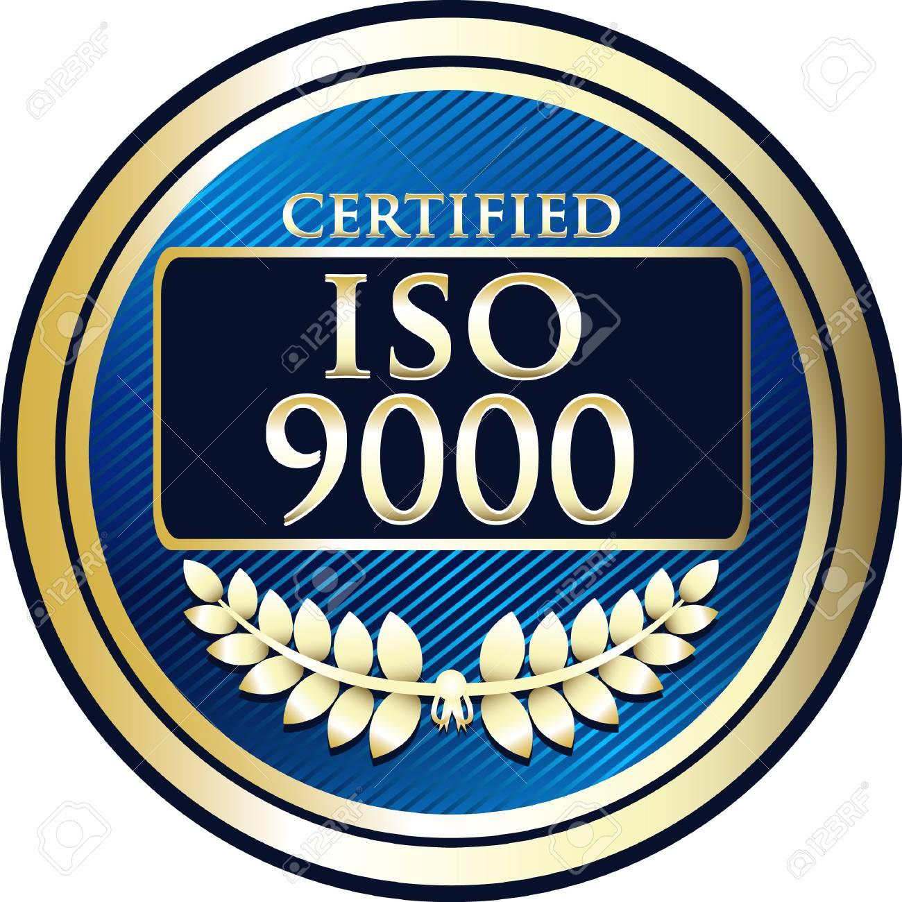 Hasil gambar untuk ISO 9000!