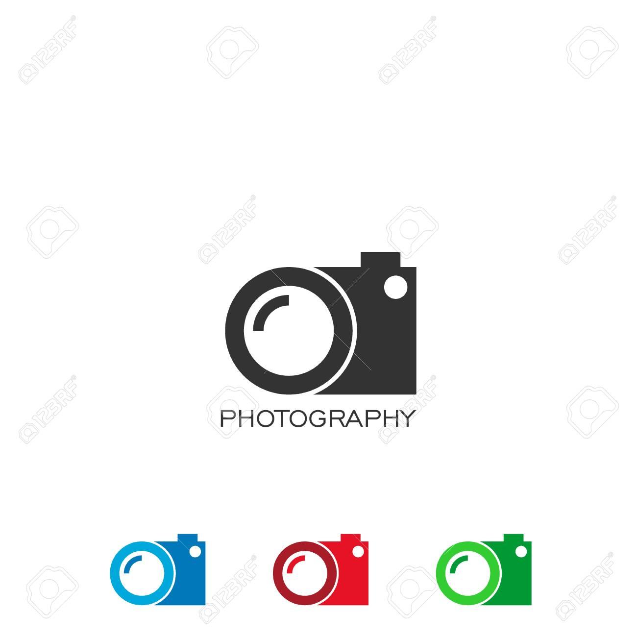 Photography Logo Camera Logo Design Lens Logo Royalty Free Cliparts Vectors And Stock Illustration Image 115437994