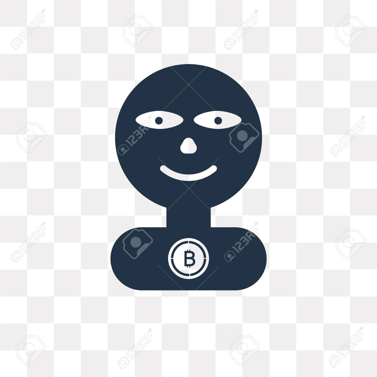 hacker vector icon isolated on transparent background hacker royalty free cliparts vectors and stock illustration image 111614875 123rf com