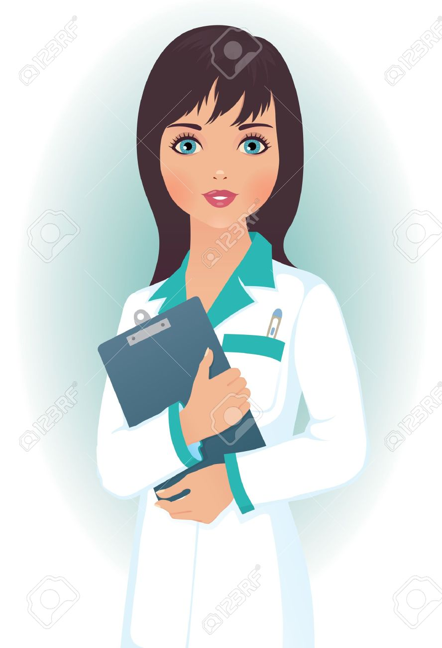 Showing post & media for Woman doctor cartoon | www.cartoonsmix.com