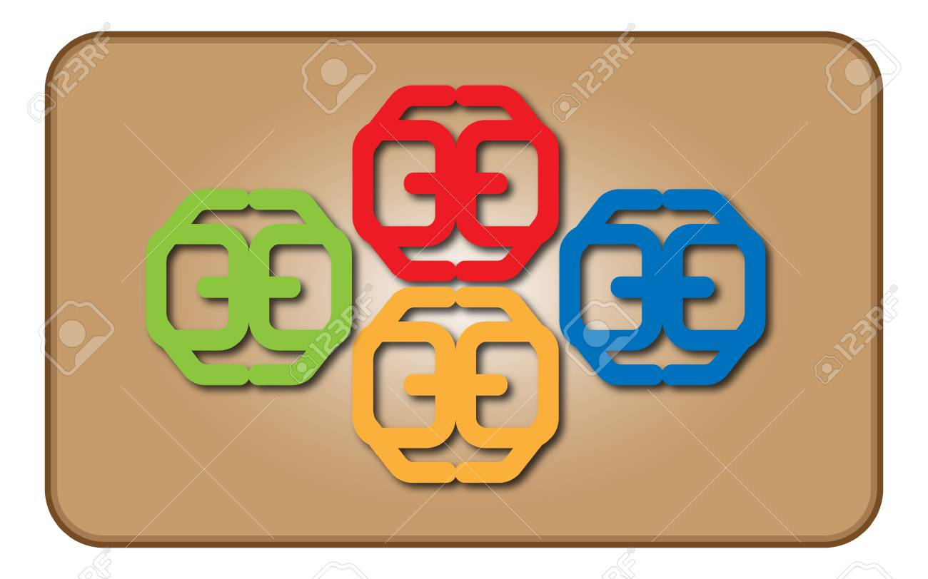Brown Red Yellow Logos Clipart Library