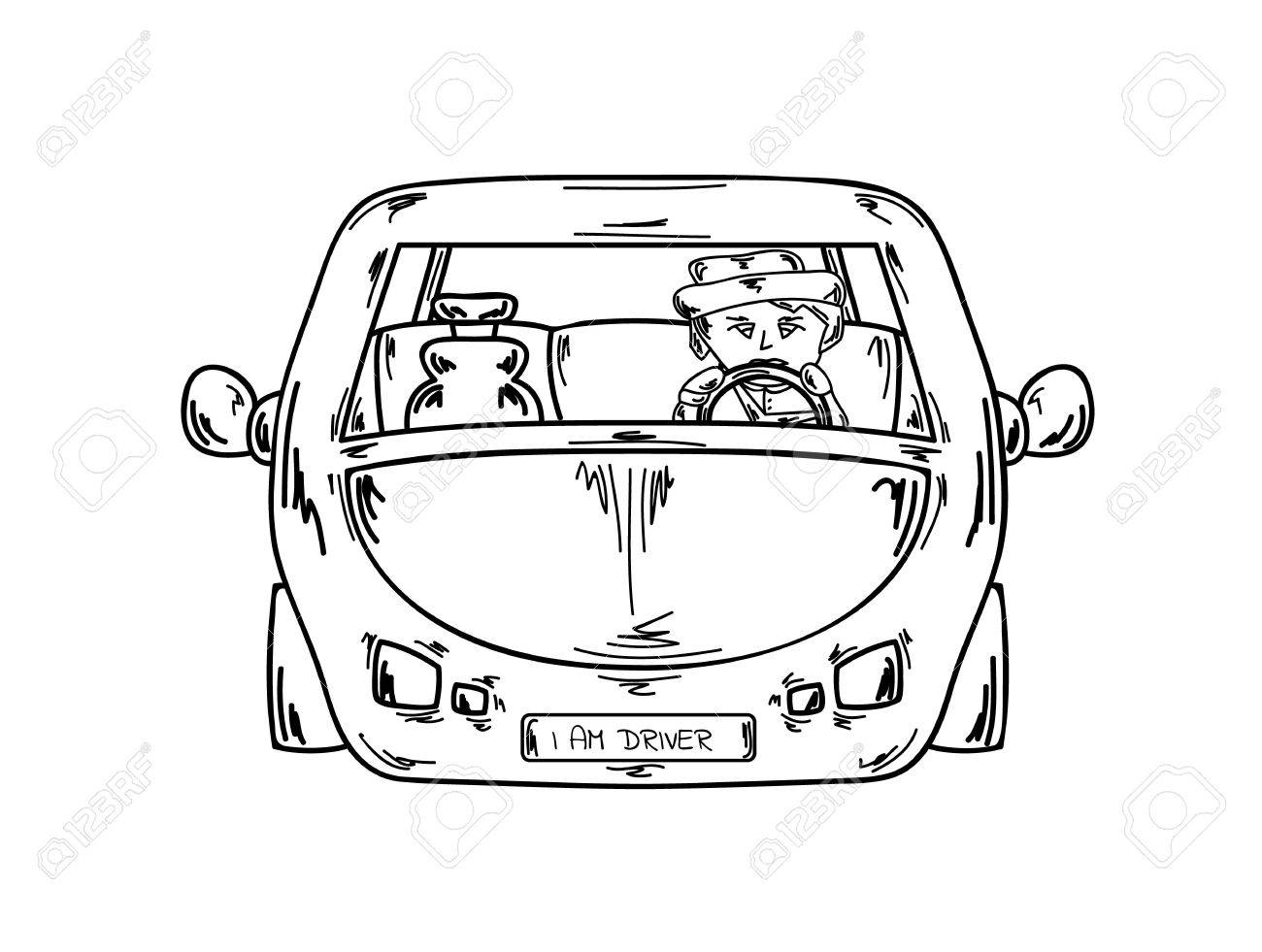 Charming How To Draw A Car Accident Gallery - Everything You Need to ...