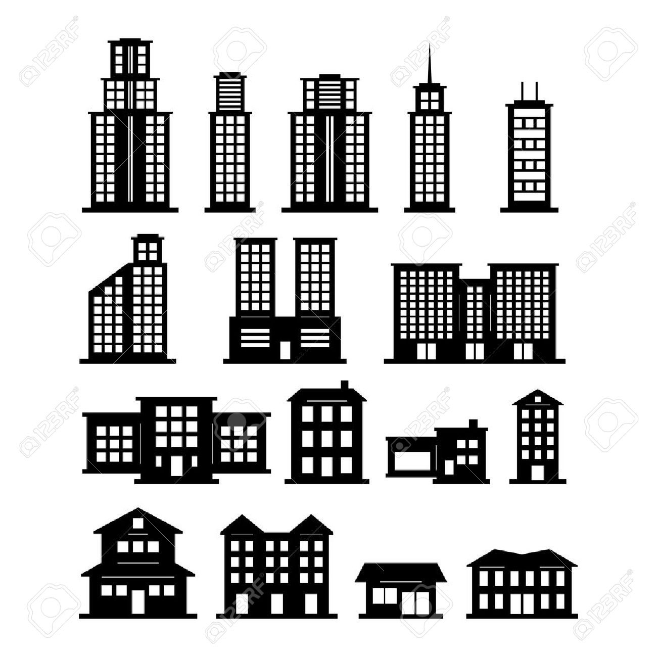 building vector royalty free cliparts vectors and stock rh 123rf com building vector logo building vector free download