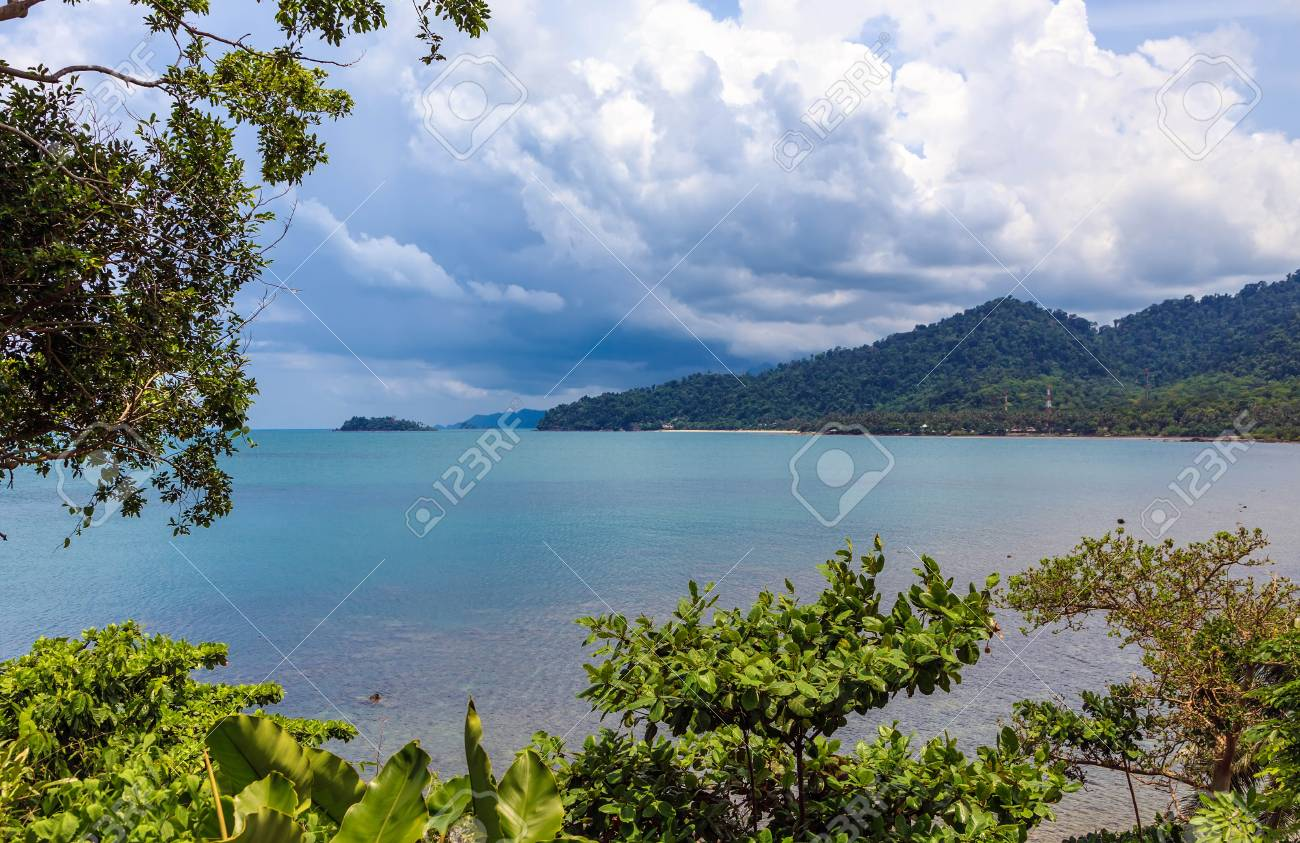 Island of Koh Chang in Thailand Stock Photo - 16404985