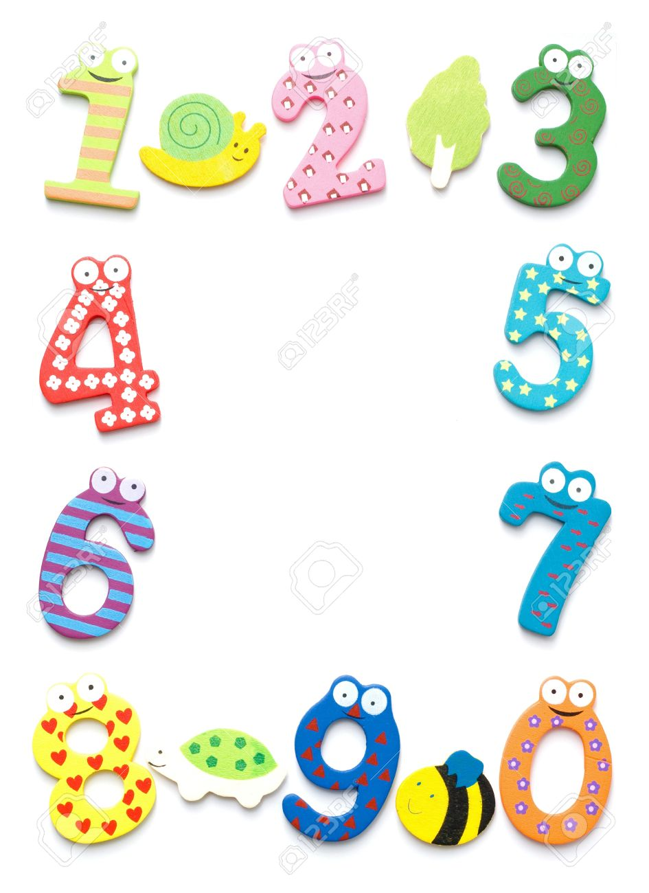 Funny number Stock Photo - 15454469