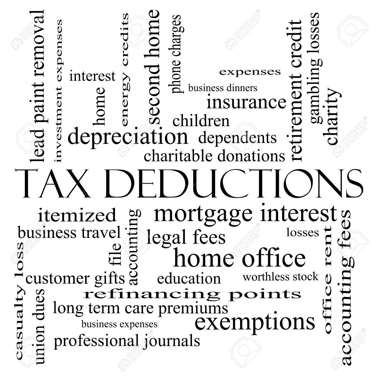 Exelent Home Office Tax Deduction Mold - Home Decorating Inspiration ...