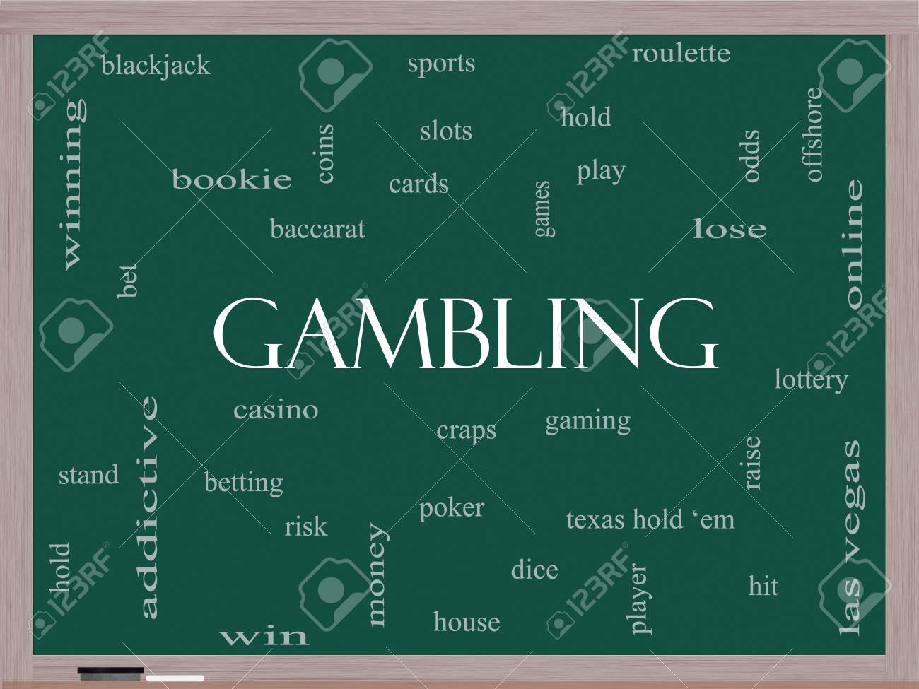 Casino gambling terms the oc the gamble full episode