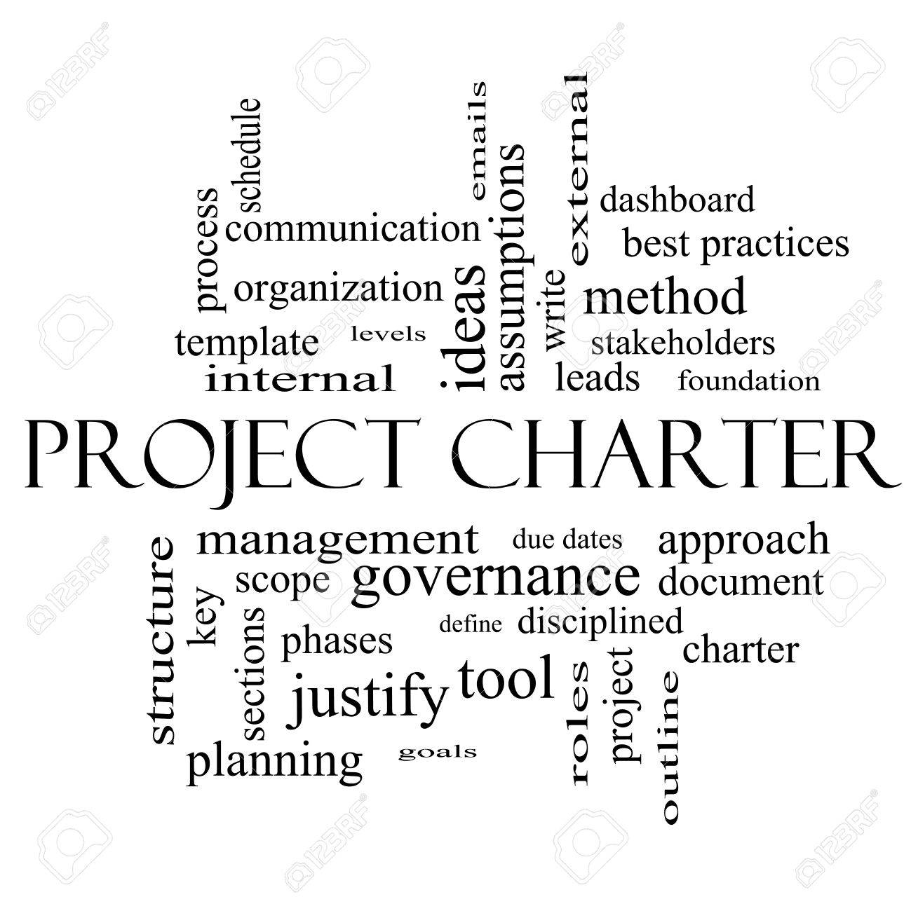 Amazing Pmo Charter Template Pictures Inspiration - Examples ...
