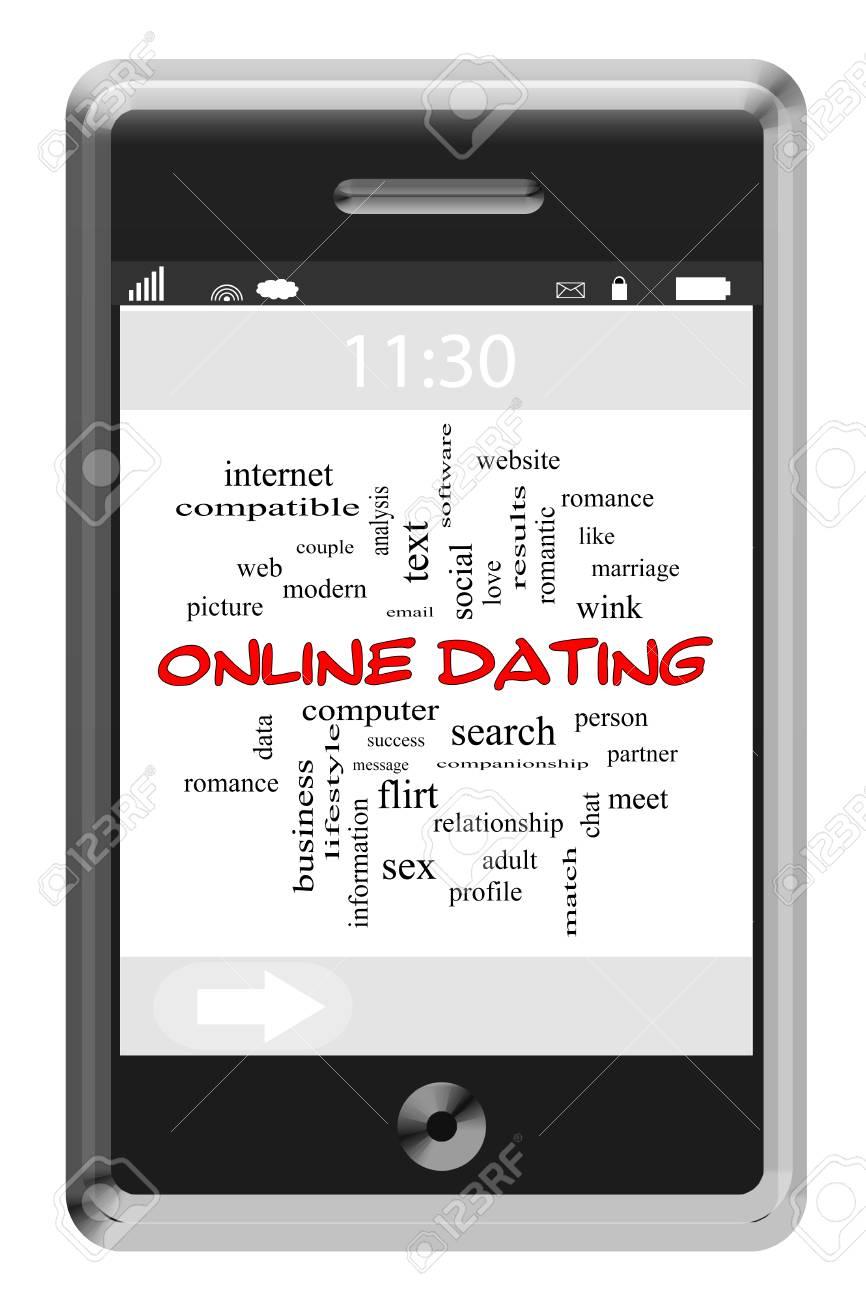 Online-Dating-Handy Serienkiller datiert