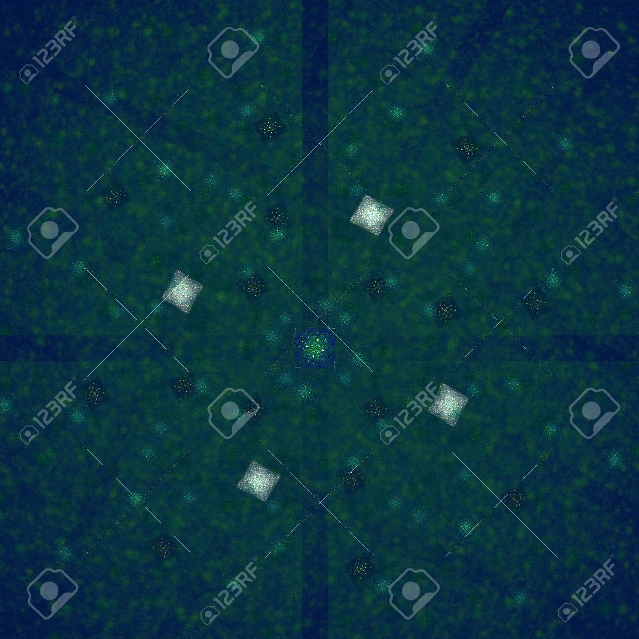 abstract figure to background. fractal rendered Stock Photo - 4965709