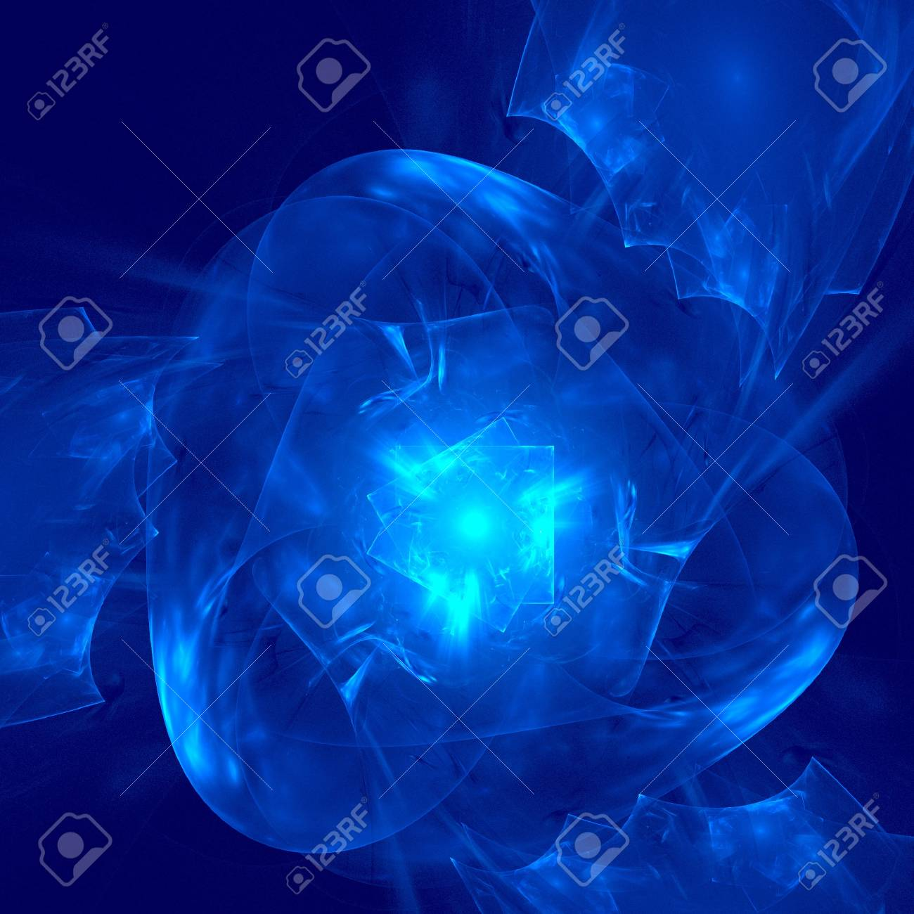 good abstract figure to background. fractal rendered Stock Photo - 6987330