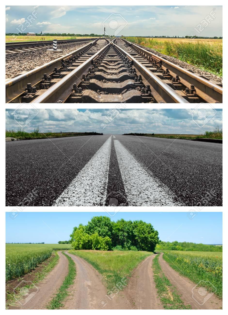 Different Roads