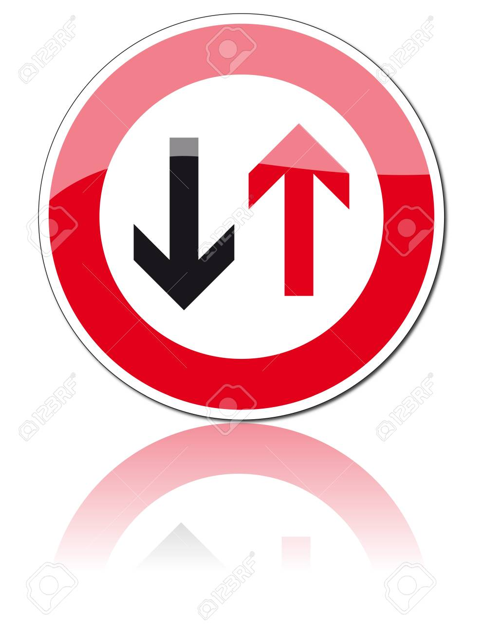 road sign Stock Photo - 9975147