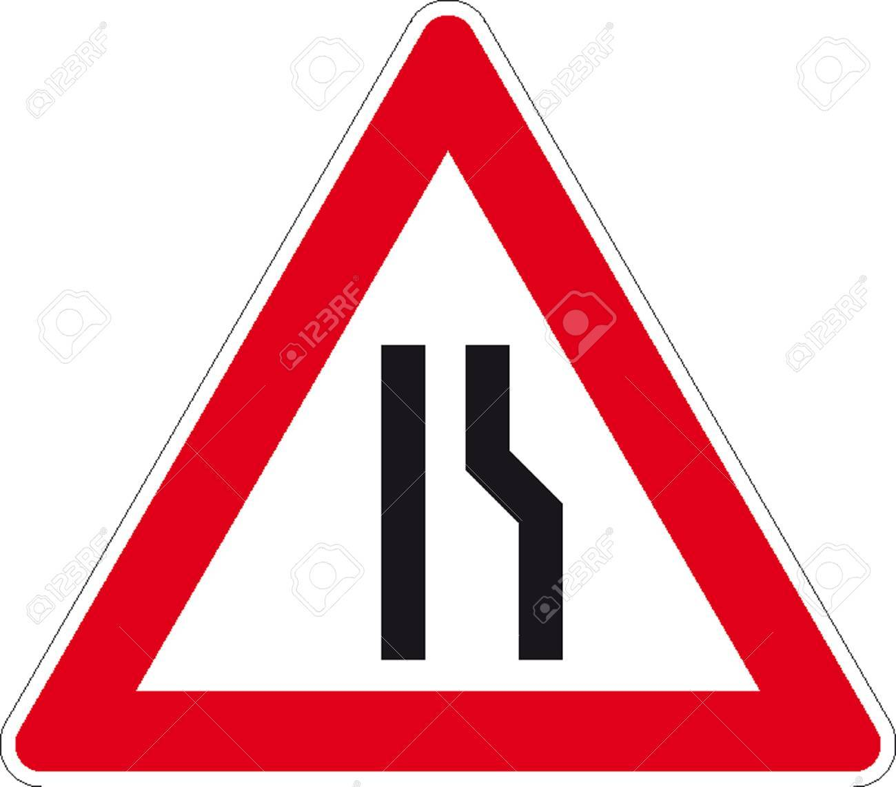 traffic signs Stock Vector - 10647805
