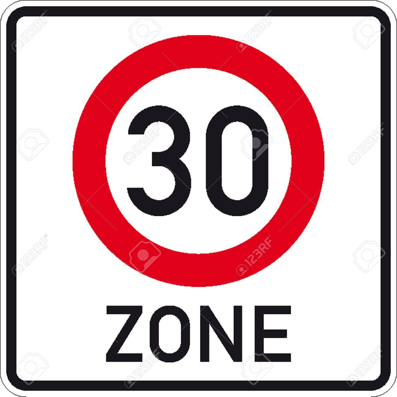 traffic signs Stock Vector - 10647832