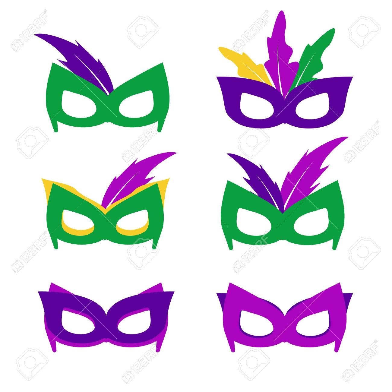 mardi gras mask vector mardi gras masks vector royalty free rh 123rf com mardi gras vector art free mardi gras vector free
