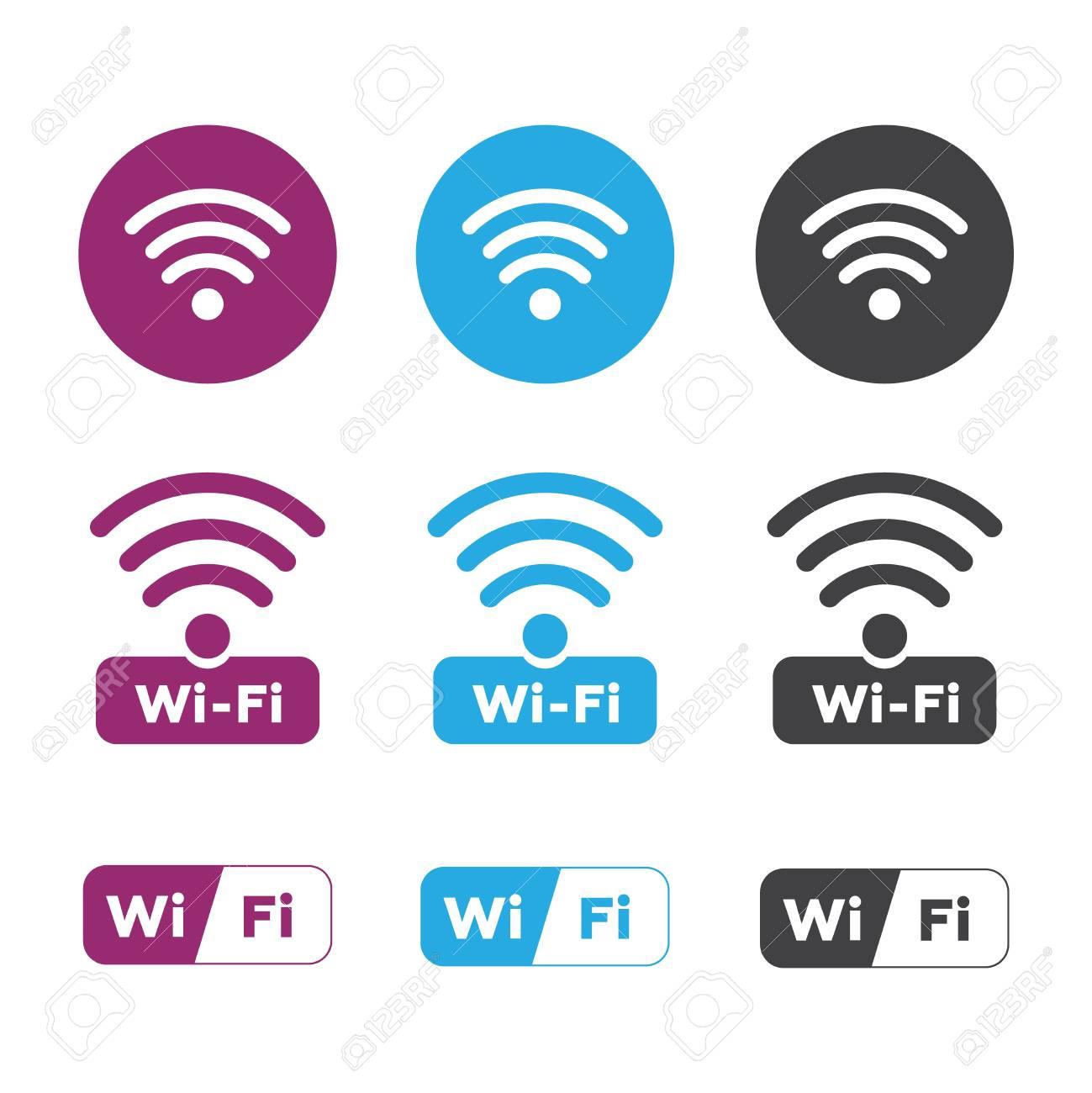 wireless and wifi icons wireless network symbol wifi icon royalty Wireless Network Connection Symbol vector wireless and wifi icons wireless network symbol wifi icon