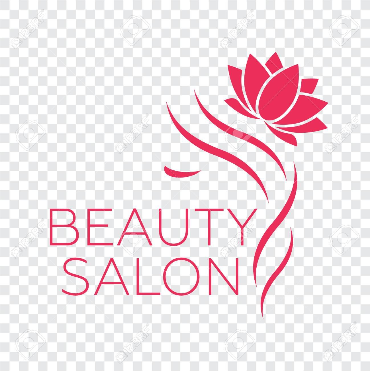 Beauty Logo For Hair Salon Logo Hair Vector Royalty Free Cliparts Vectors And Stock Illustration Image 93391161