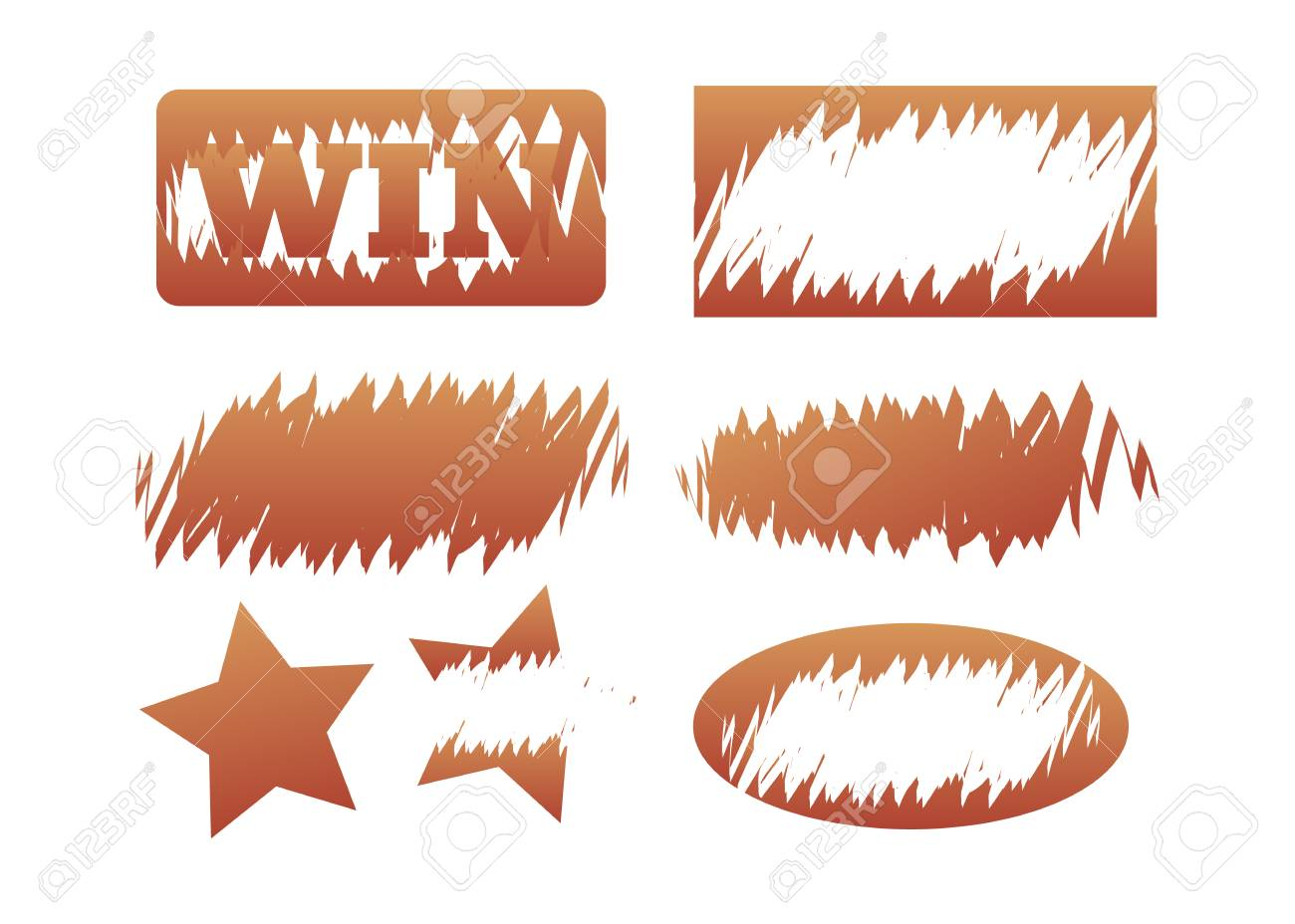 Free Scratch Cards >> Scratch Cards Vector Lottery Cover For Scratch Card