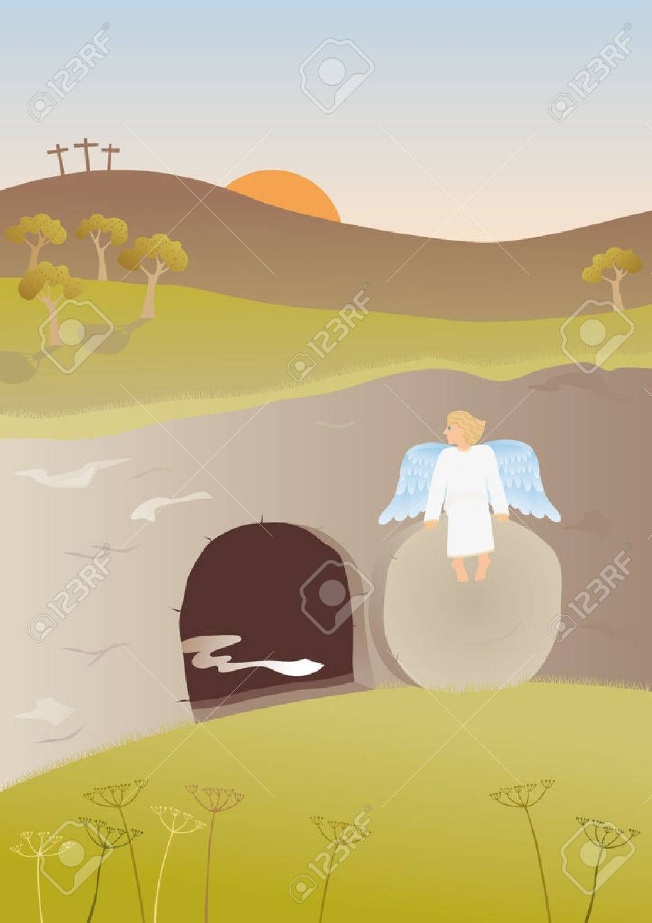 empty tomb royalty free cliparts vectors and stock illustration