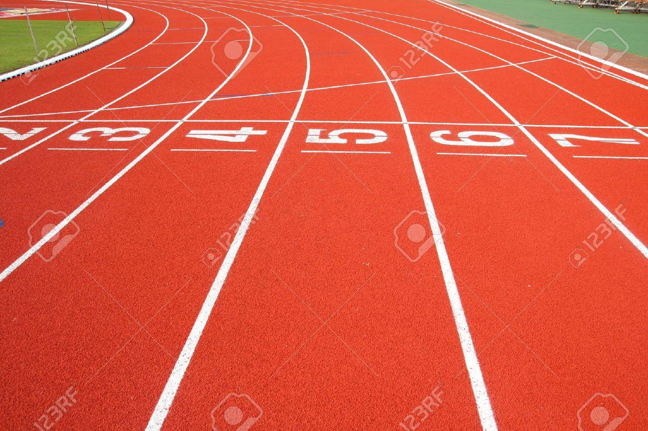 Running track - 10302772