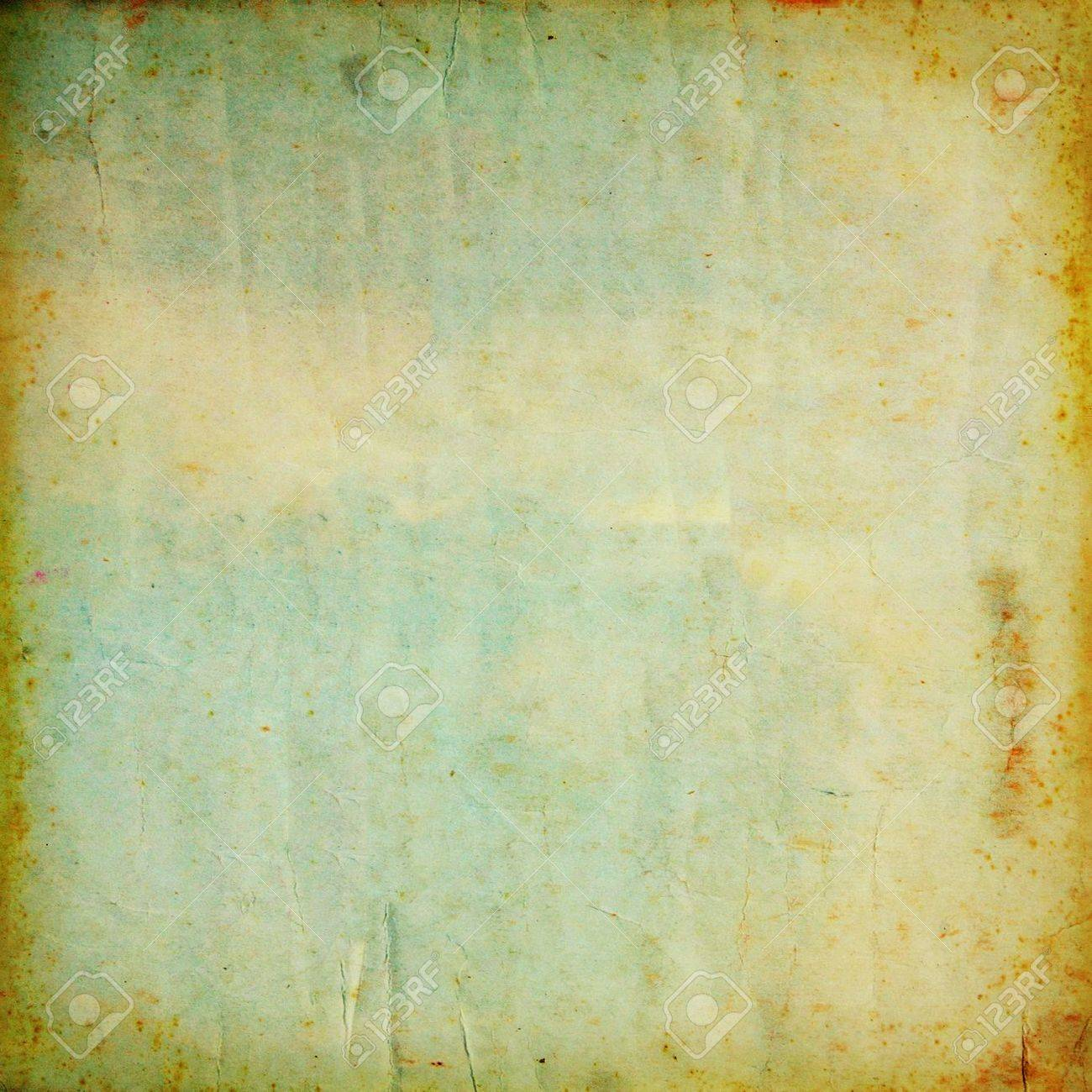 Vintage old grunge paper texture for background Stock Photo - 11802509