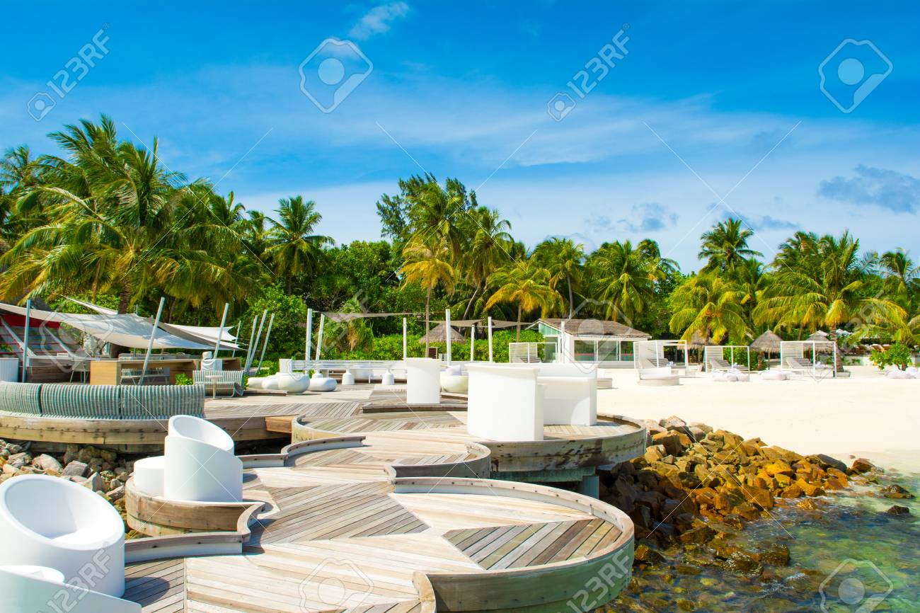Dhidhoofinolhu Maldives 5 July 2017 Chill Lounge Zone And
