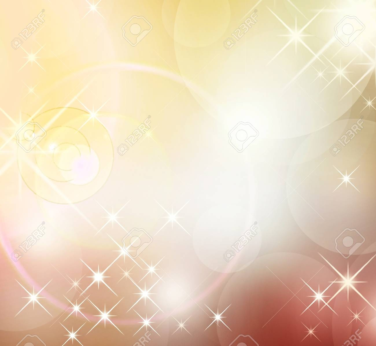 Glittering stars Stock Photo - 13543424