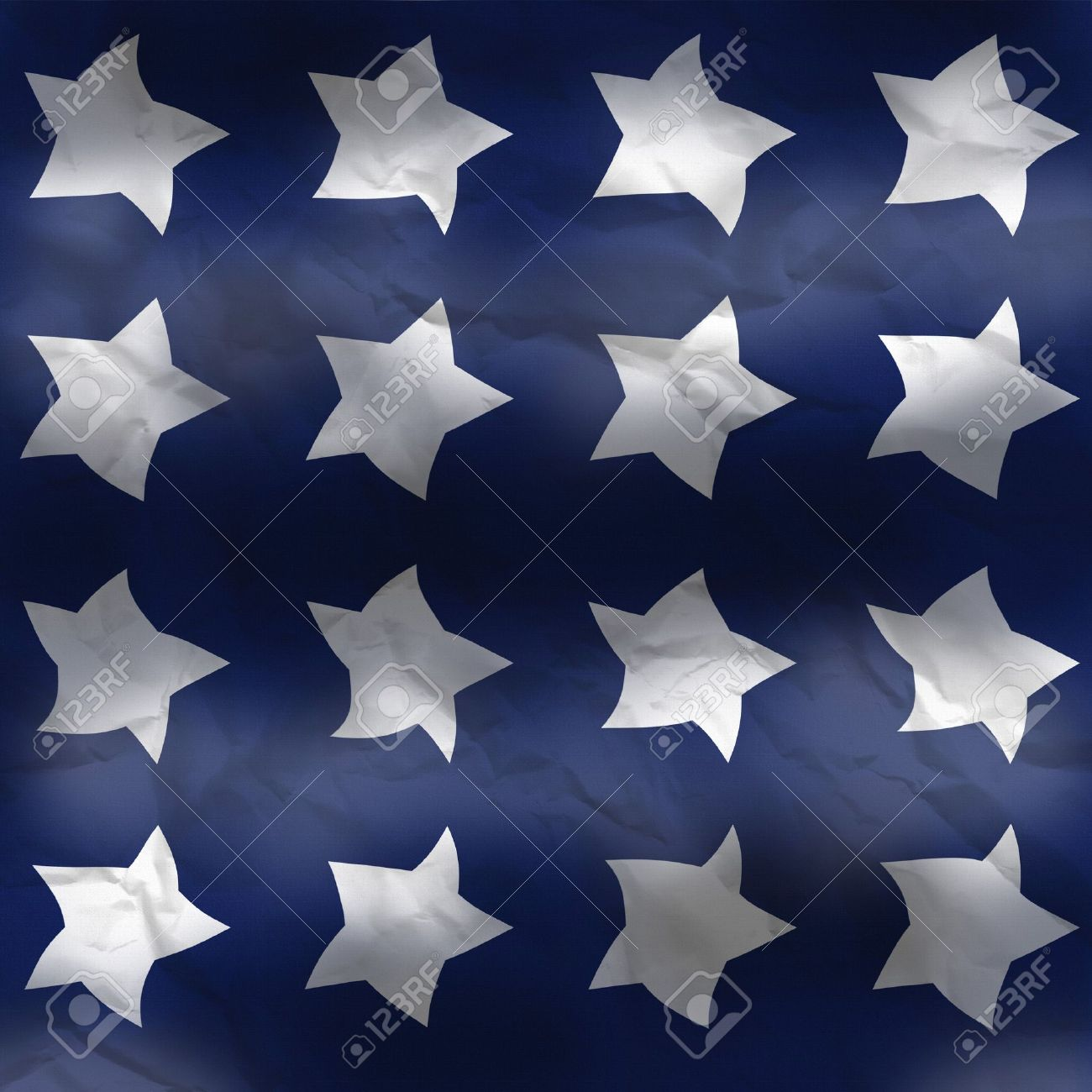 07fd4faa7fa White Stars On Blue Background - Part Of American Flag Stock Photo ...