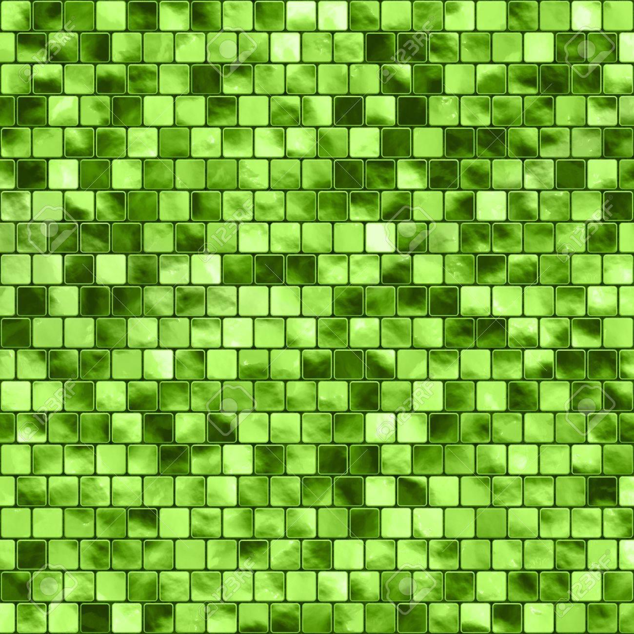 Mosaikfliesen grün  Grün Mosaik Fliesen Lizenzfreie Fotos, Bilder Und Stock Fotografie ...