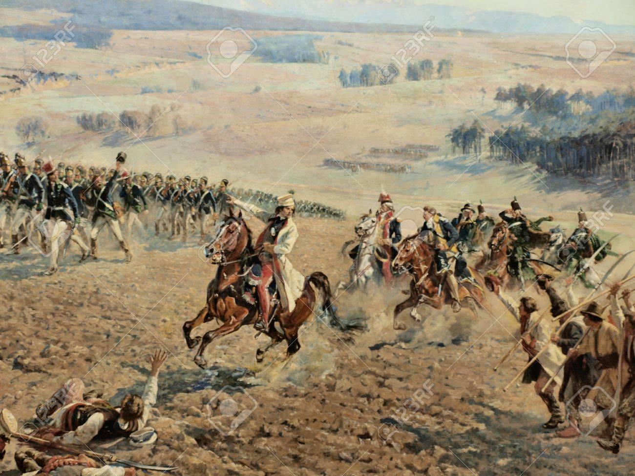 Kościuszko uprising army 2.JPG | Polskie wojsko | Pinterest | Army