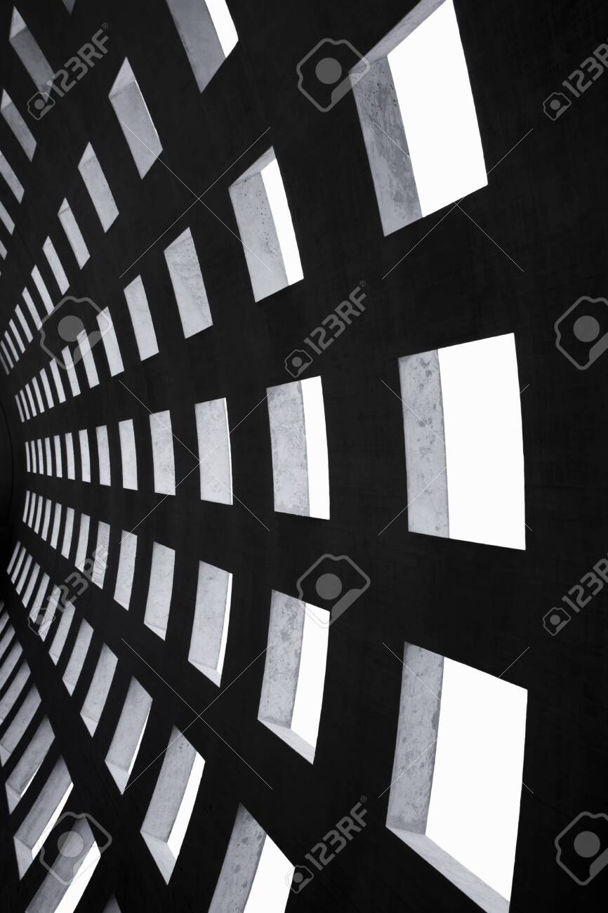 Concrete structure background - 129192658