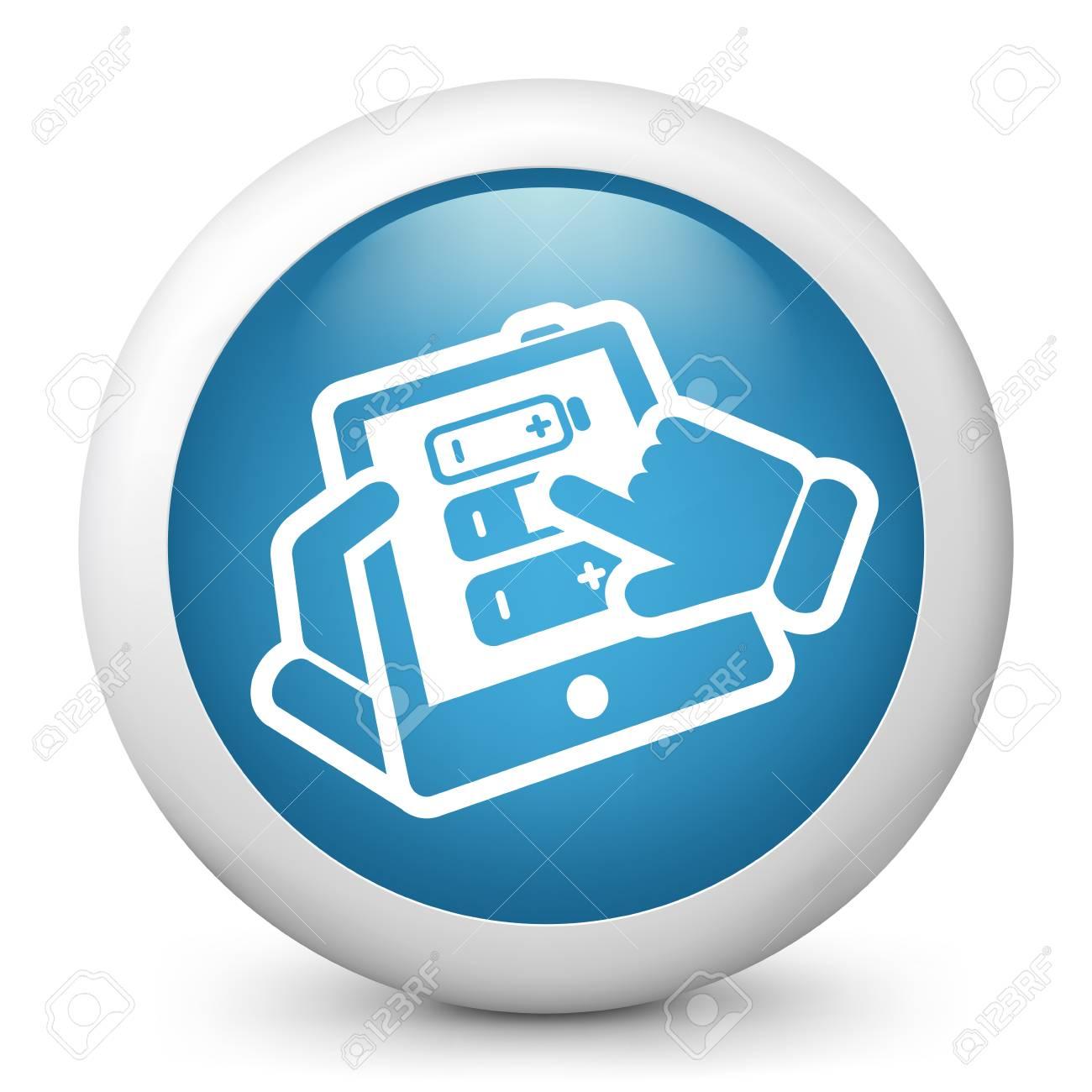 Tablet battery Stock Vector - 22738195