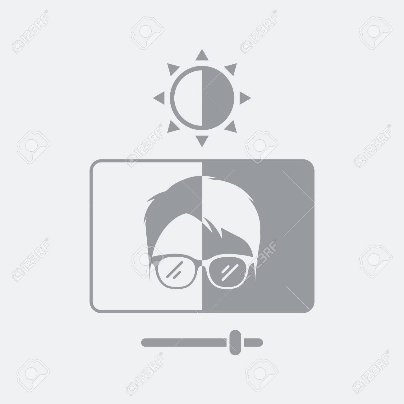 Flat and isolated vector illustration icon with minimal and modern design - 111885527