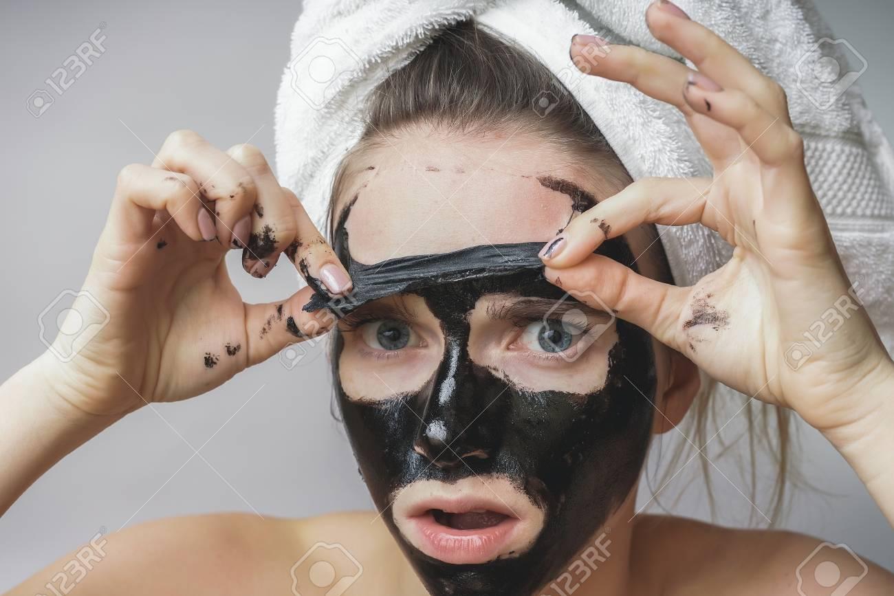 black skin what mask