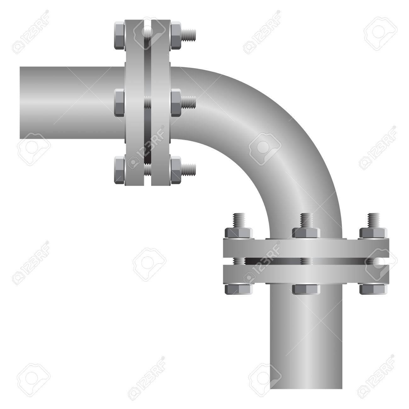 Stahlrohre verbinden