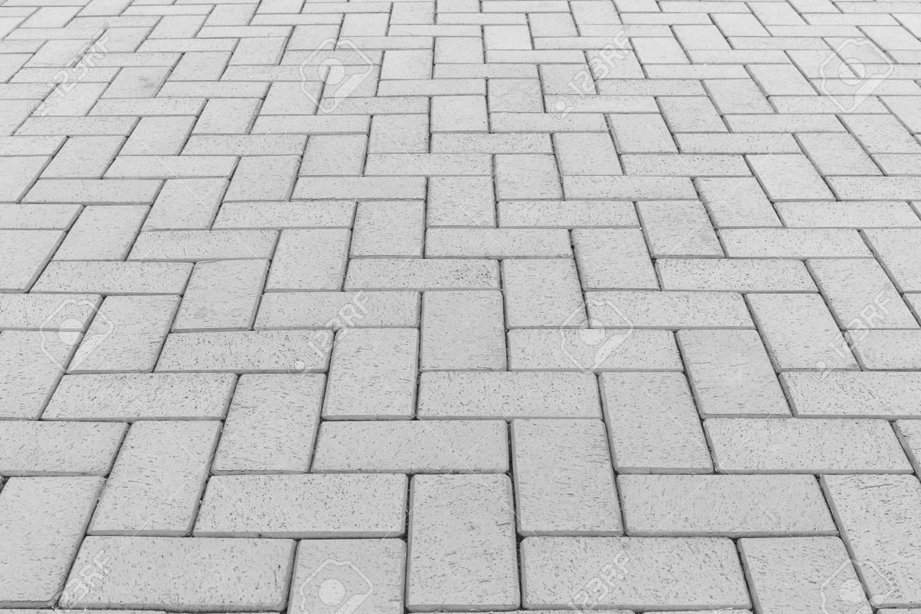 Betonpflaster Block Boden Muster Fur Hintergrund Lizenzfreie Fotos