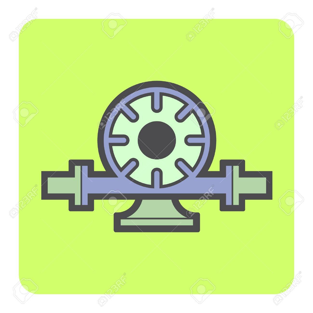 Großzügig Symbole Der Elektrischen Ausrüstung Galerie - Der ...