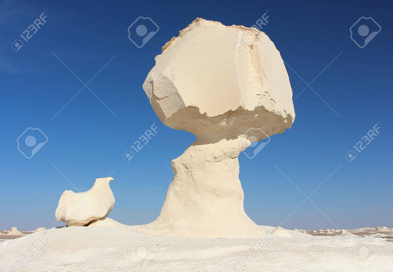 Limestone formation rocks known as