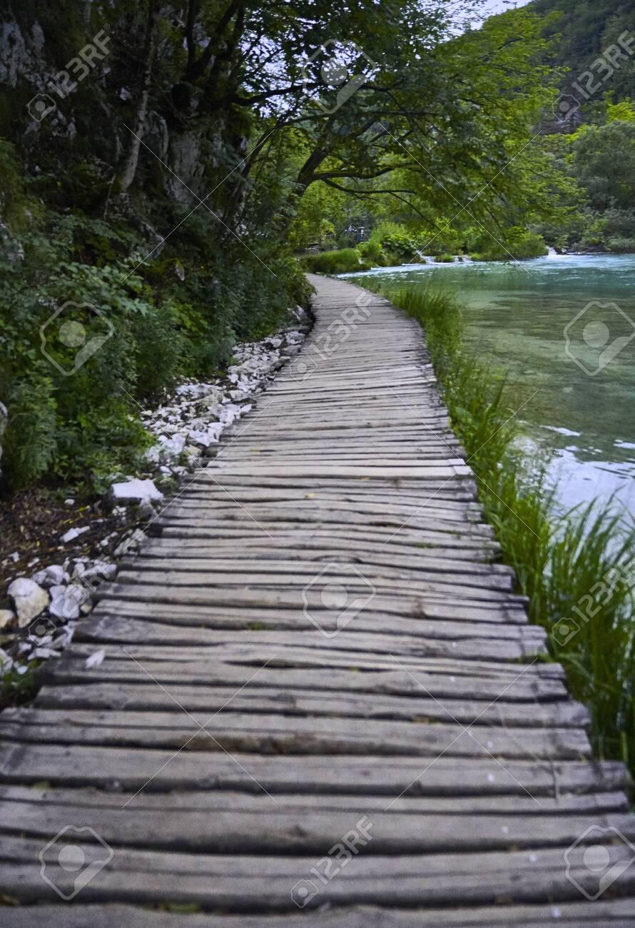 Plivitce National park in Croatia - 128716057