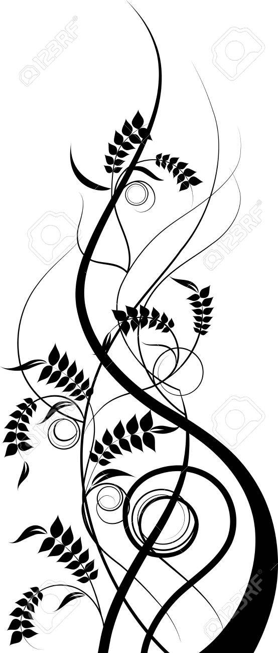Floral pattern Stock Vector - 12809010