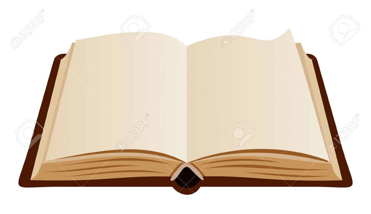 open book vector illustration royalty free cliparts vectors and