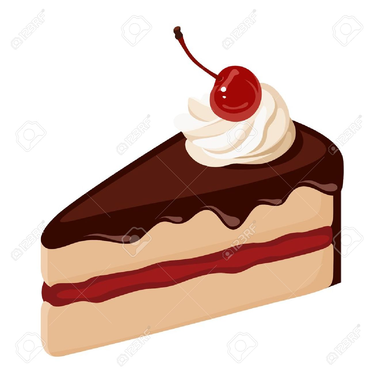 Piece Of Cake Cliparts Stock Vector And Royalty Free Piece Cake Slice Clipart Piece