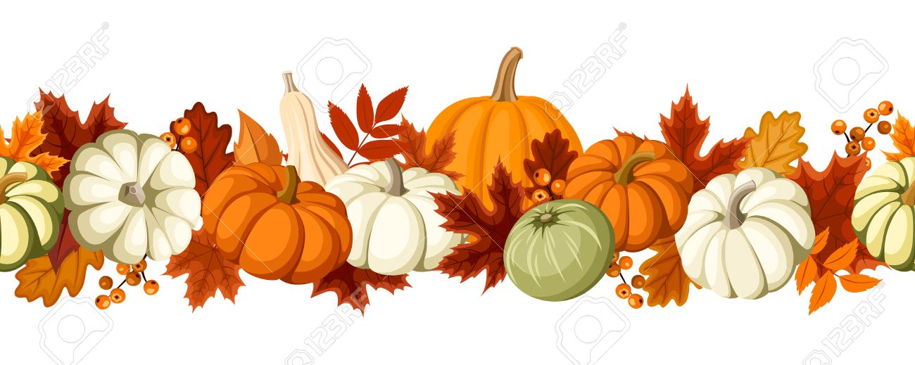 Image result for images of leaves and pumpkins