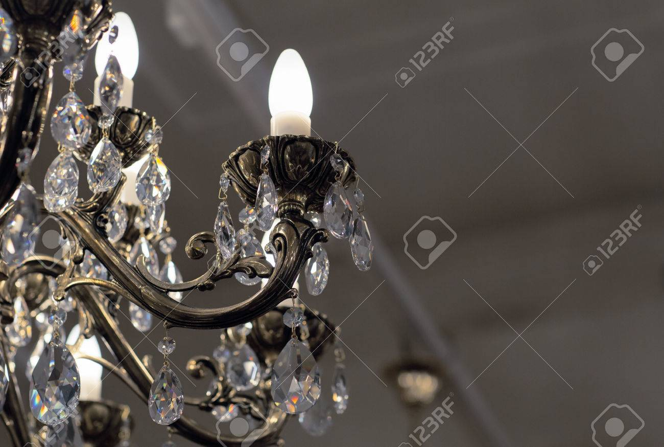 Kronleuchter Klein Kristall ~ Messing kronleuchter mit kristall beleuchtete kronleuchter mit