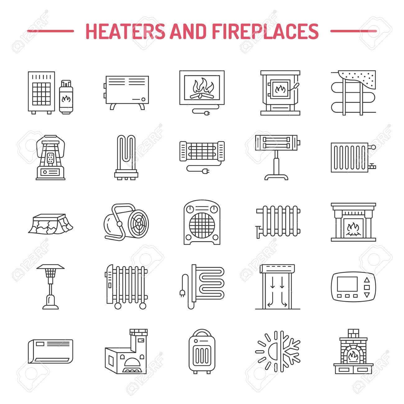 Wasserkocher, Thermostat, Elektrische Gassolarheizungen Und Andere ...