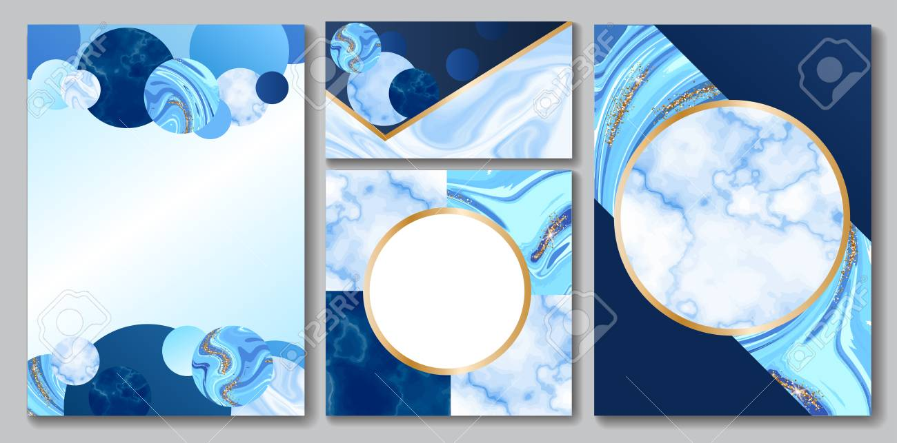 Good Wallpaper Marble Aqua - 83070933-marble-brochure-layout-corporate-identity-set-business-card-template-or-background-in-trendy-minimal  Snapshot_845069.jpg