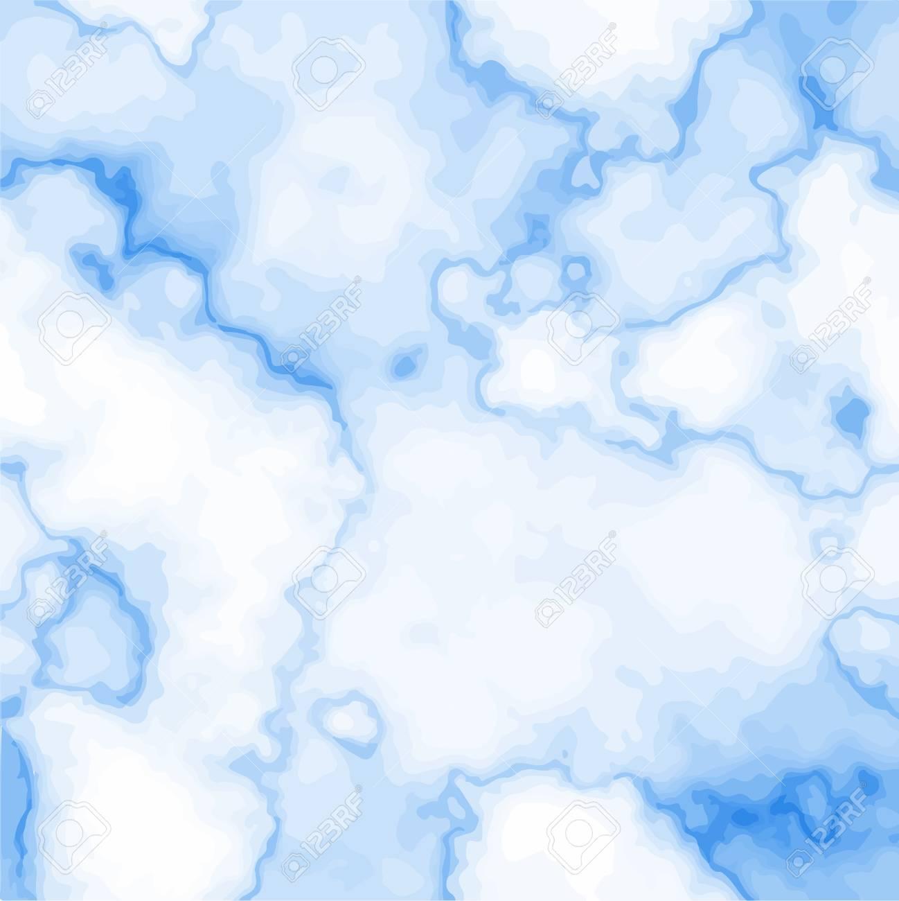 Vettoriale Struttura Di Marmo Blu Per Brochure Identità Aziendale