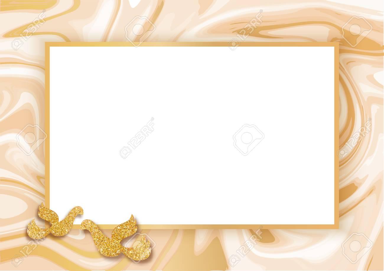 Geometric wedding invitation marble texture background in trendy geometric wedding invitation marble texture background in trendy minimalistic style pigeon silhouette stopboris Image collections