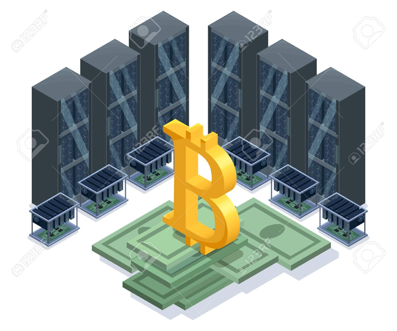 what is cryptocurrency mining computer